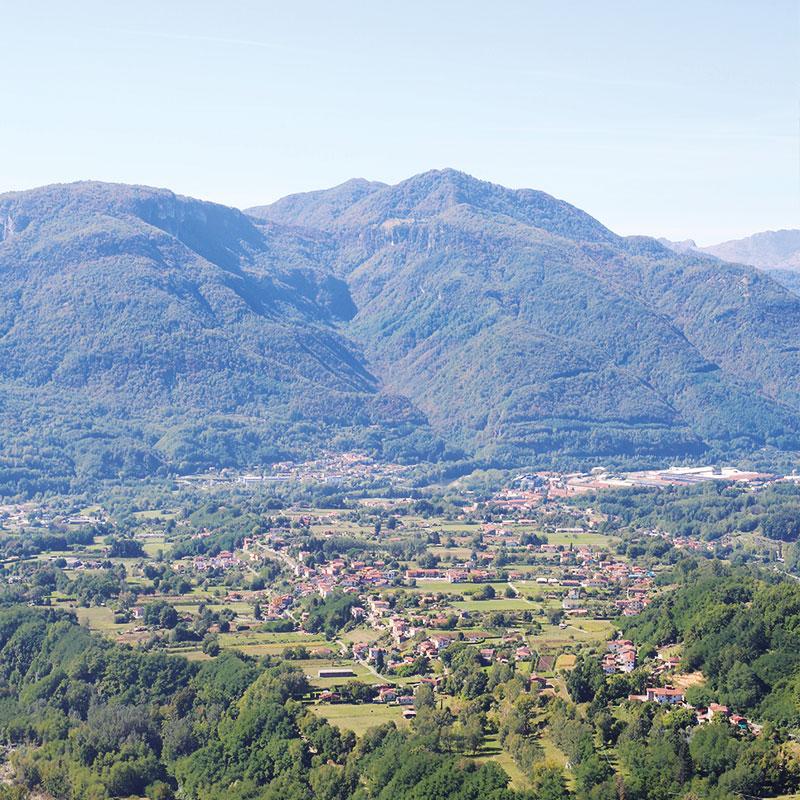 Colletto villas town