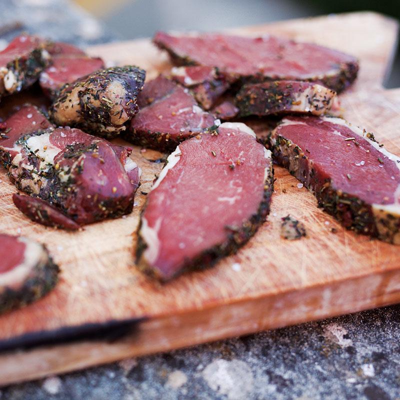 Colletto villas meat