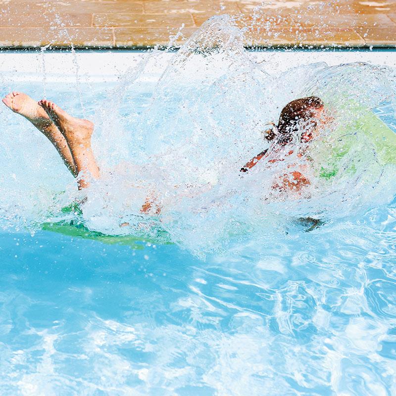 Colletto villas pool