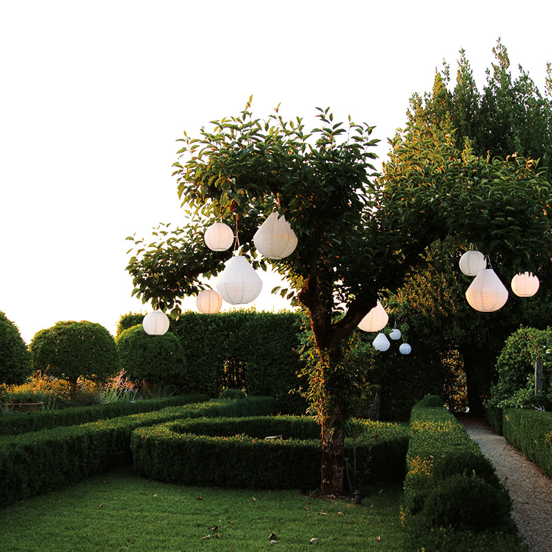 Colletto Villas Garden Lights